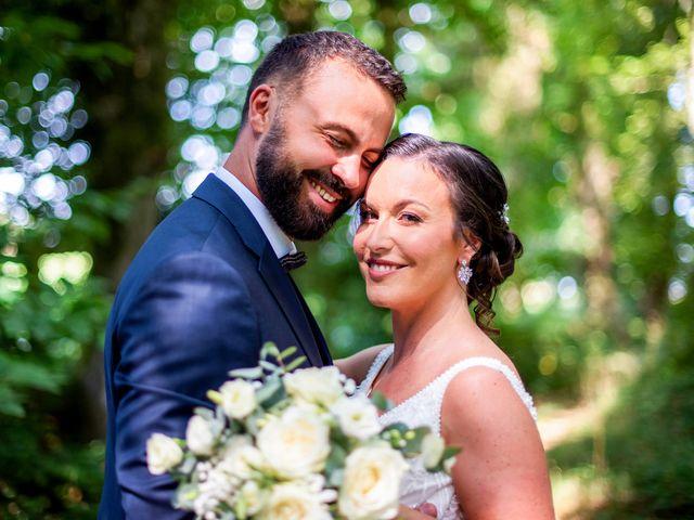 Le mariage de Florian et Linda à Illifaut, Côtes d'Armor 1