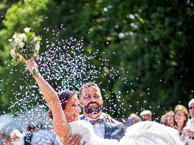 Le mariage de Florian et Linda à Illifaut, Côtes d'Armor 14