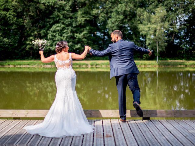 Le mariage de Florian et Linda à Illifaut, Côtes d'Armor 2