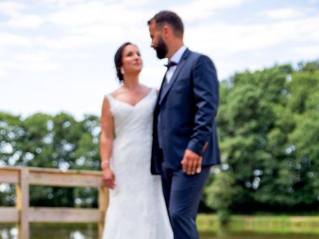 Le mariage de Florian et Linda à Illifaut, Côtes d'Armor 5