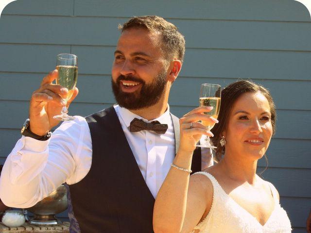 Le mariage de Florian et Linda à Illifaut, Côtes d'Armor 16