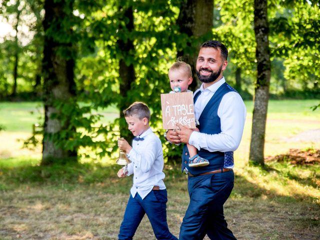 Le mariage de Florian et Linda à Illifaut, Côtes d'Armor 21