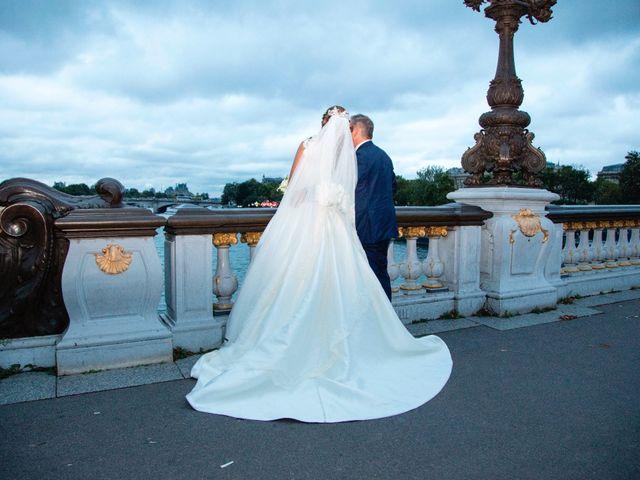 Le mariage de Pascal et Sabah à Paris, Paris 1