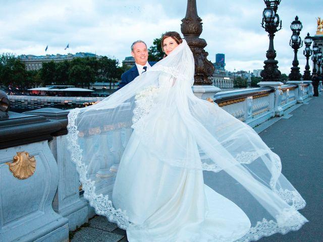Le mariage de Pascal et Sabah à Paris, Paris 3