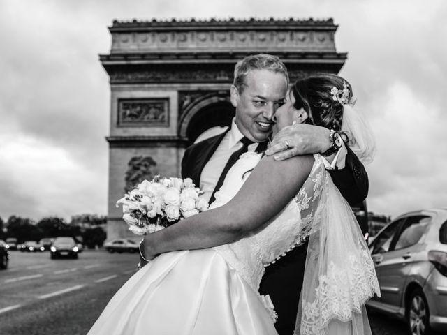 Le mariage de Pascal et Sabah à Paris, Paris 5