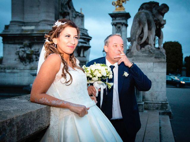 Le mariage de Pascal et Sabah à Paris, Paris 2