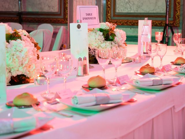 Le mariage de Pascal et Sabah à Paris, Paris 9