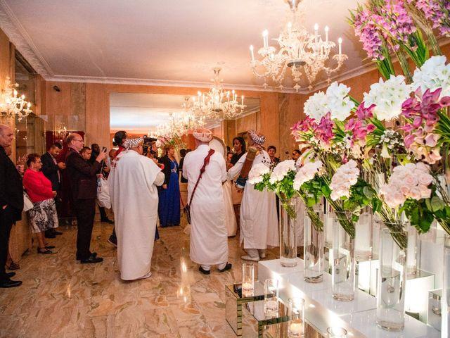 Le mariage de Pascal et Sabah à Paris, Paris 10