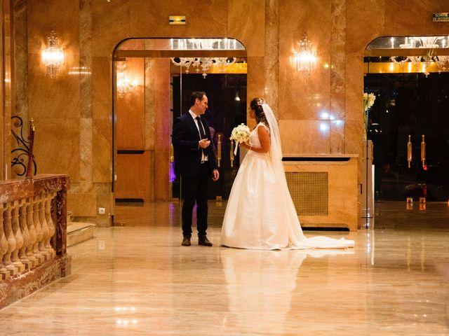 Le mariage de Pascal et Sabah à Paris, Paris 11