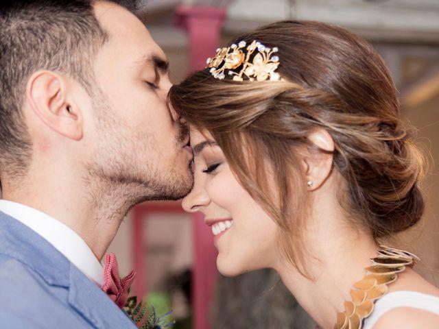 Le mariage de Oscar et Laura à Paris, Paris 2