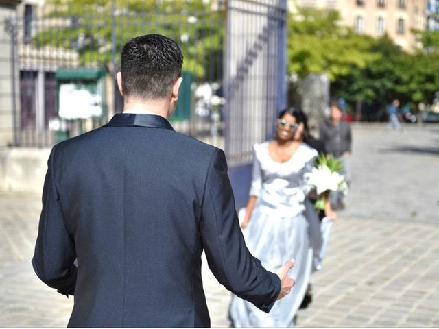 Le mariage de Emmanuel et Hortense à Paris, Paris 8
