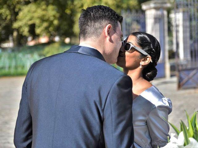Le mariage de Emmanuel et Hortense à Paris, Paris 9