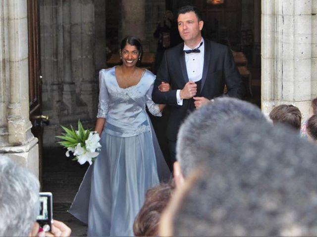 Le mariage de Emmanuel et Hortense à Paris, Paris 13