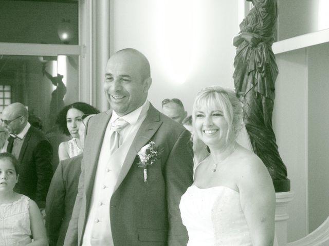 Le mariage de Julien et Johanna à Châtellerault, Vienne 5