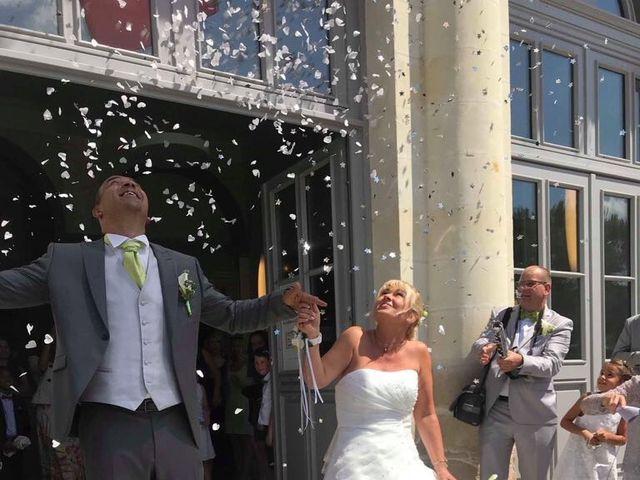 Le mariage de Julien et Johanna à Châtellerault, Vienne 1