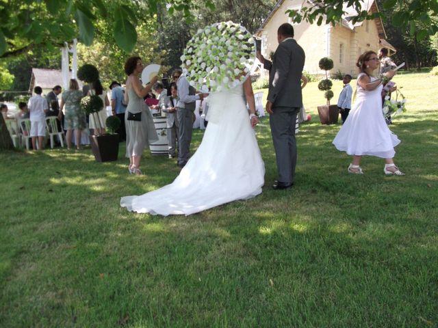 Le mariage de Julien et Johanna à Châtellerault, Vienne 17