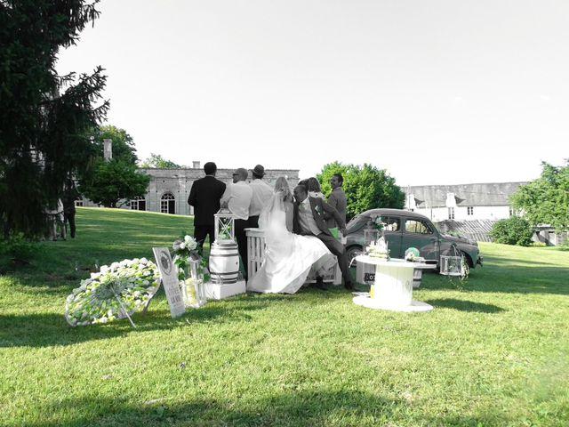 Le mariage de Julien et Johanna à Châtellerault, Vienne 25