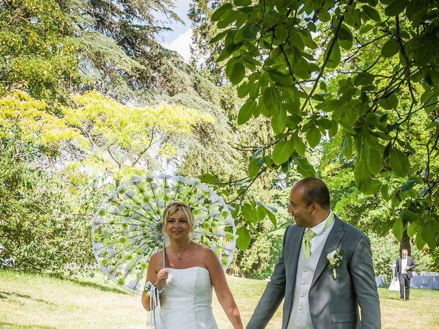 Le mariage de Julien et Johanna à Châtellerault, Vienne 34