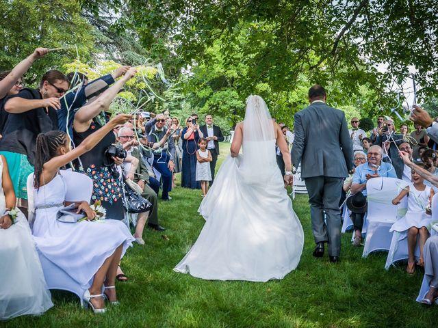 Le mariage de Julien et Johanna à Châtellerault, Vienne 37