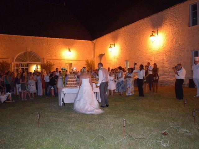 Le mariage de Julien et Johanna à Châtellerault, Vienne 43