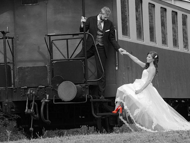 Le mariage de Delphine et Hervé à Cernay, Haut Rhin 29