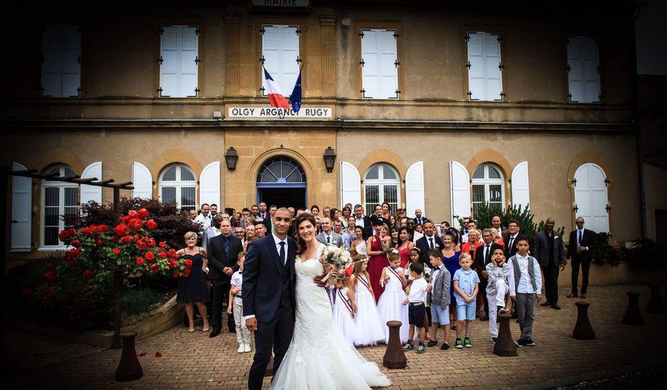 Le mariage de Damien  et Celine  à Argancy, Moselle