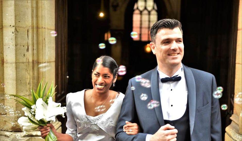 Le mariage de Emmanuel et Hortense à Paris, Paris
