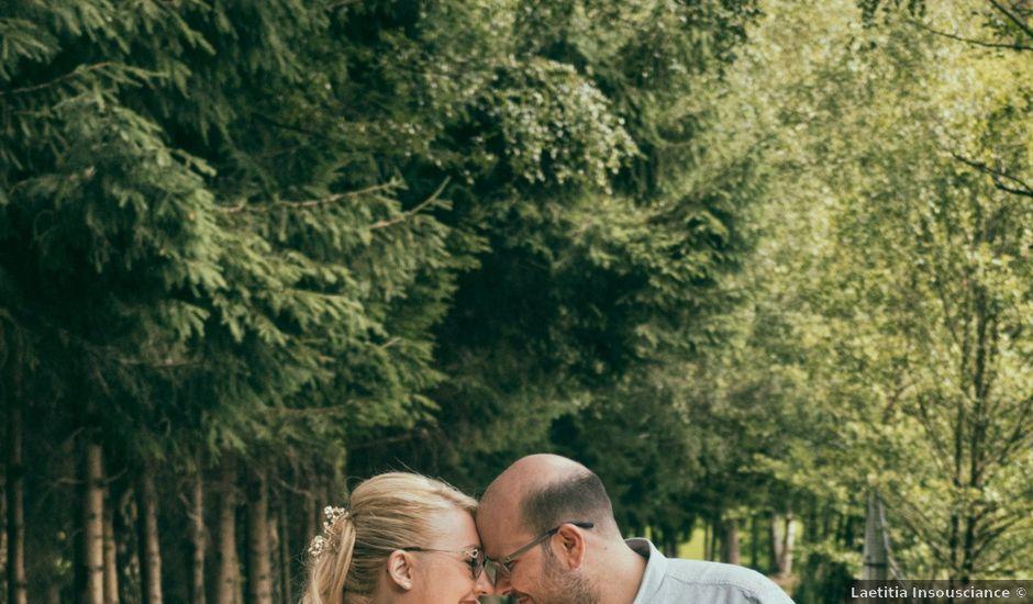 Le mariage de Adrien et Aurélie à Dogneville, Vosges