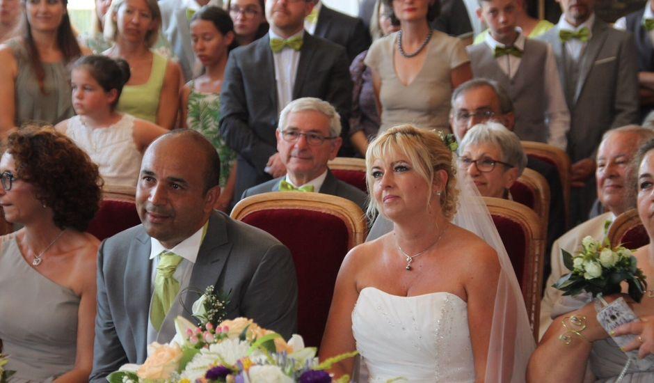 Le mariage de Julien et Johanna à Châtellerault, Vienne
