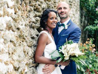 Le mariage de Karine et Johann