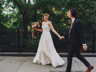 Le mariage de Hannah et Sam