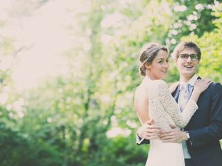 Le mariage de Joséphine et Louis