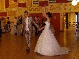 Le mariage de Katy et Maxime