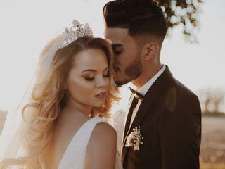 Le mariage de Ludivine et Yahya 1