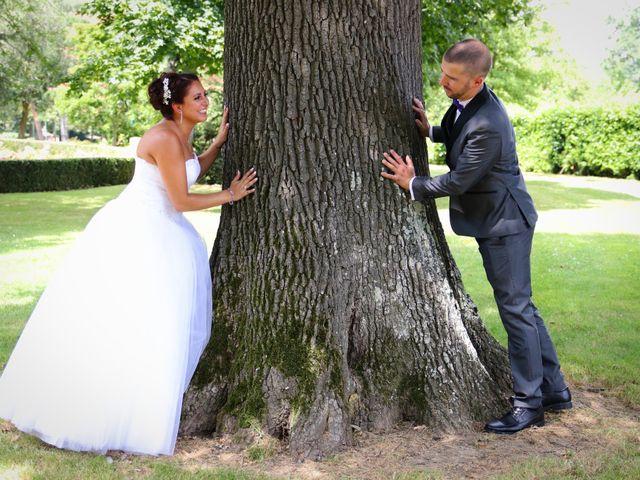 Le mariage de Adriane et Benoît