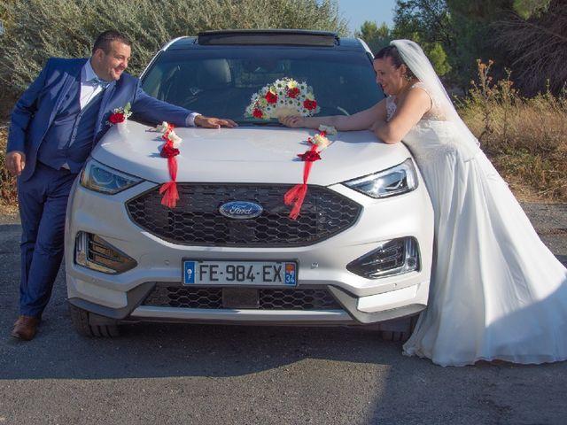 Le mariage de Aurélien et Anne Laure à Cazouls-lès-Béziers, Hérault 15