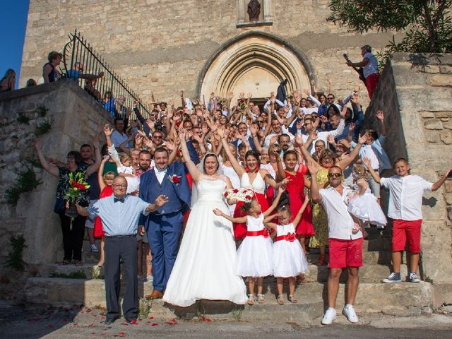 Le mariage de Aurélien et Anne Laure à Cazouls-lès-Béziers, Hérault 17