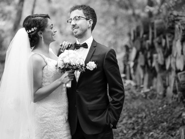 Le mariage de Sourour et Mehdi