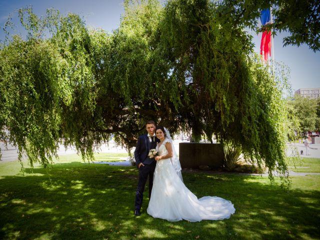 Le mariage de Samuel et Héloïse à Le Havre, Seine-Maritime 13