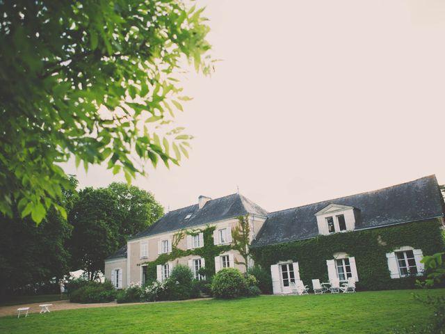 Le mariage de Louis et Joséphine à Angers, Maine et Loire 1