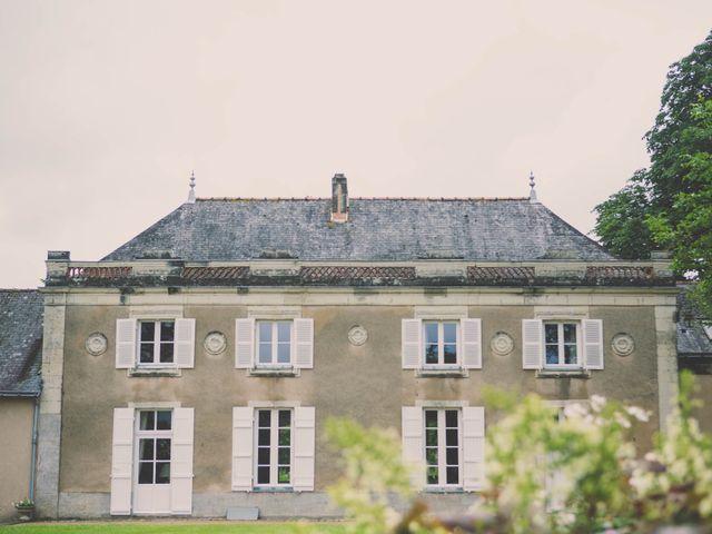 Le mariage de Louis et Joséphine à Angers, Maine et Loire 2