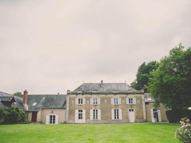 Le mariage de Louis et Joséphine à Angers, Maine et Loire 7