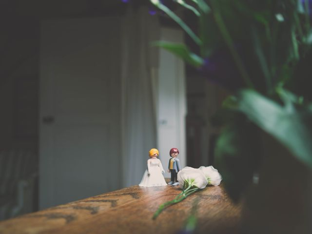 Le mariage de Louis et Joséphine à Angers, Maine et Loire 10