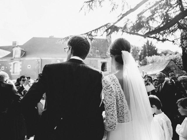 Le mariage de Louis et Joséphine à Angers, Maine et Loire 44