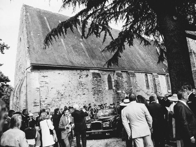 Le mariage de Louis et Joséphine à Angers, Maine et Loire 45