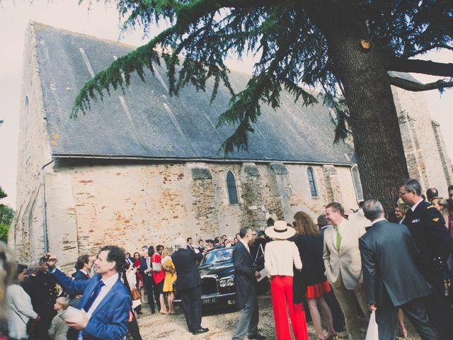 Le mariage de Louis et Joséphine à Angers, Maine et Loire 46