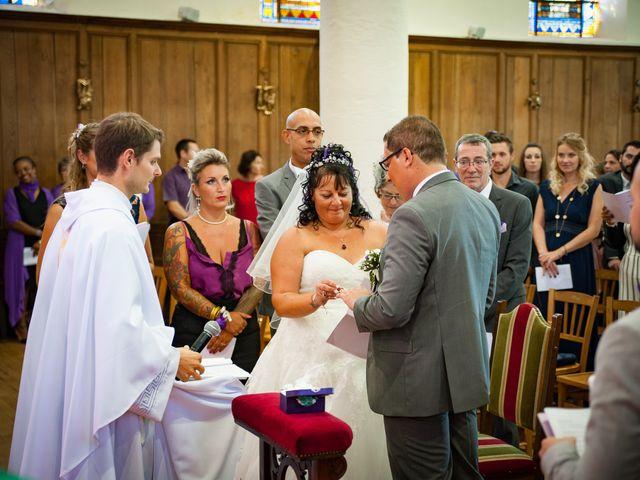 Le mariage de Alexandre et Stephanie à Ozoir-la-Ferrière, Seine-et-Marne 11