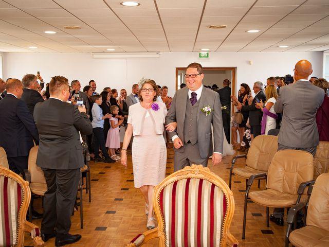Le mariage de Alexandre et Stephanie à Ozoir-la-Ferrière, Seine-et-Marne 17