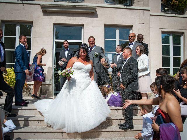 Le mariage de Alexandre et Stephanie à Ozoir-la-Ferrière, Seine-et-Marne 21