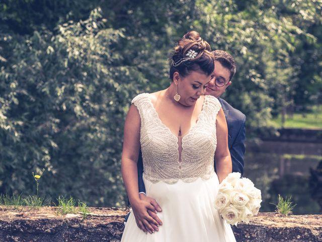 Le mariage de Camille et Romaric
